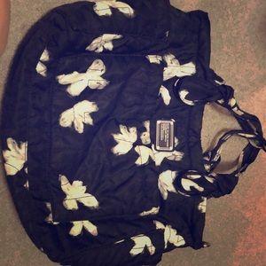 Marc Jacobs floral tote bag